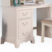 30152 student desk in white