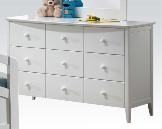 09159 Dresser in White