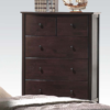 09157 chest of drawers in espresso