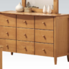 09159 Dresser in maple