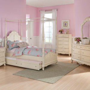 1386tpp princess canopy bed