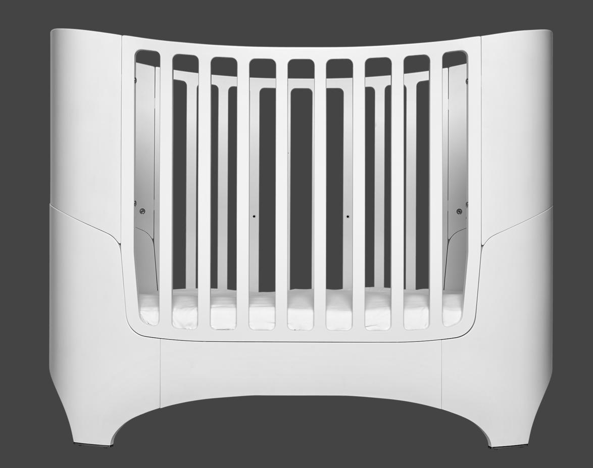 Baby cribs hong kong - Leander Baby Crib In White
