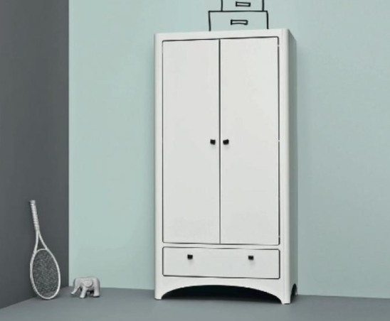 leander wardrobe armoire
