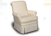 Nava Swivel Glider