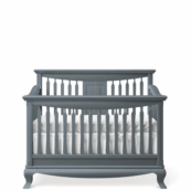 Antonio Convertible Crib Open Back
