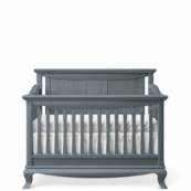 Antonio Convertible Crib Solid Back