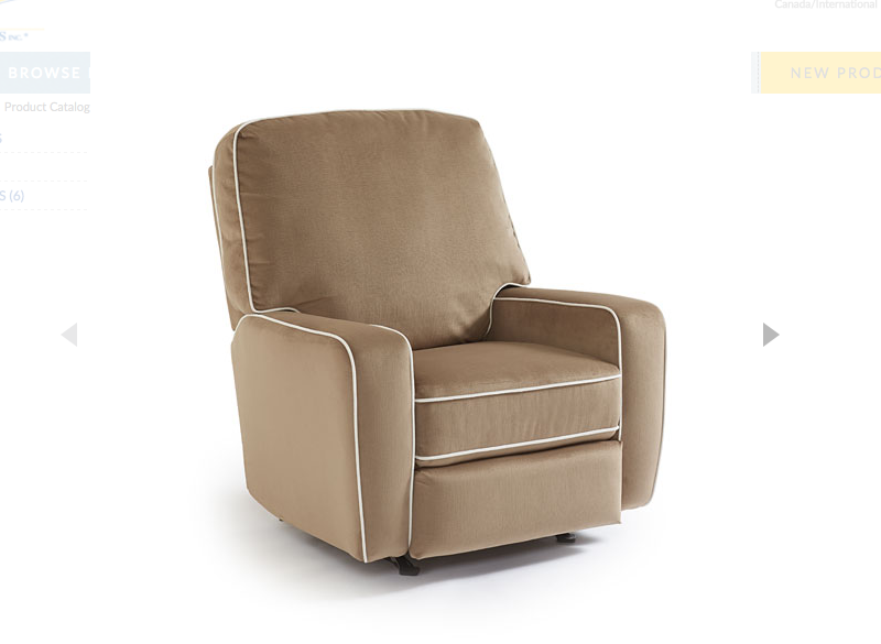 Swivel Glider Signature Design By Ashley Pittsfield