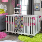 glenna jean pippin collection crib bedding