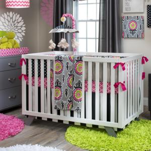 glenna jean pippin collection crib bedding