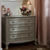 romina antonio 3 drawer dresser in sage