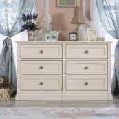 romina imperio 6 drawer dresser