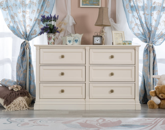 romina imperio 6 drawer dresser