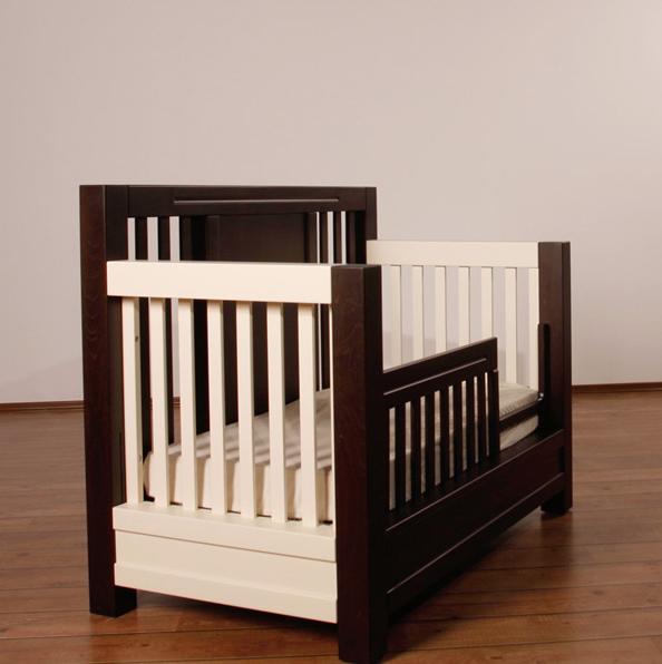 Romina Ventianni Convertible Crib Kids Furniture In Los