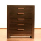 romina ventianni 5 drawer chest