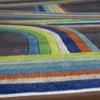play blue kids rug