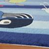 ocean life kids rug