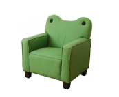 green frog kids chair