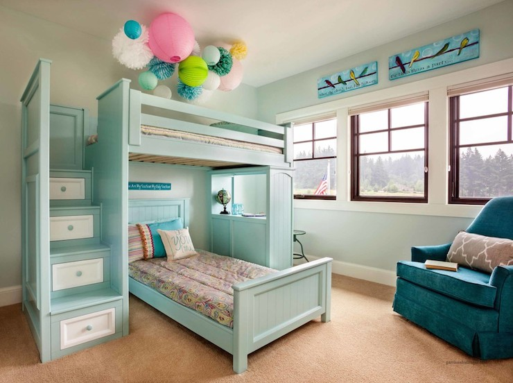 Winchester Student Stair Loft Kids Furniture In Los Angeles