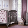 antonio collection classic tufted crib by romina furniture