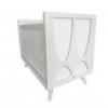 skylar crib white