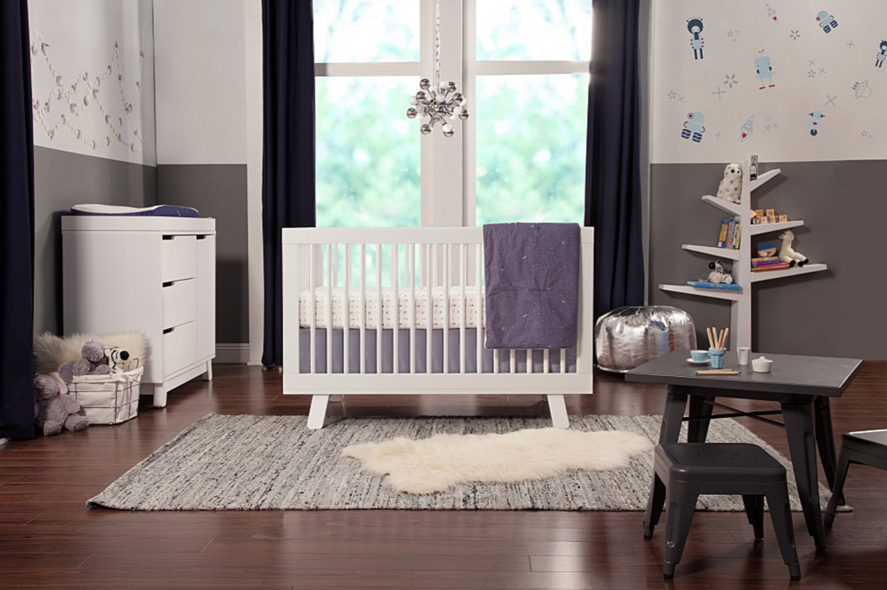 babyletto furniture. Babyletto Hudson Crib In White Furniture