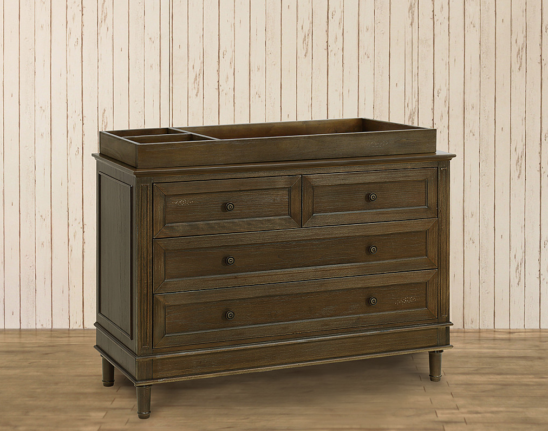 franklin & ben amelia double wide dresser