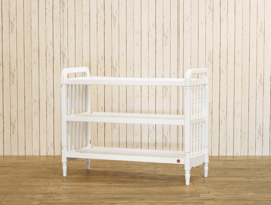 franklin & ben liberty changing table side