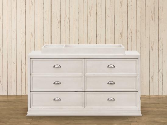 franklin & ben mason dresser white