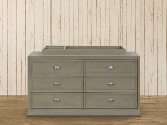 franklin & ben mason dresser with changing top