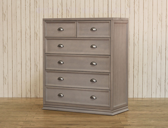 franklin & ben mason tall dresser side