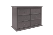 MDB Foothill/Louis 6 Drawer Dresser