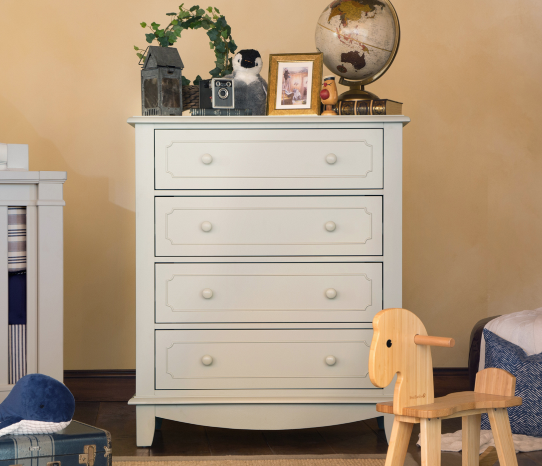 Mdb Sullivan 4 Drawer Tall Dresser