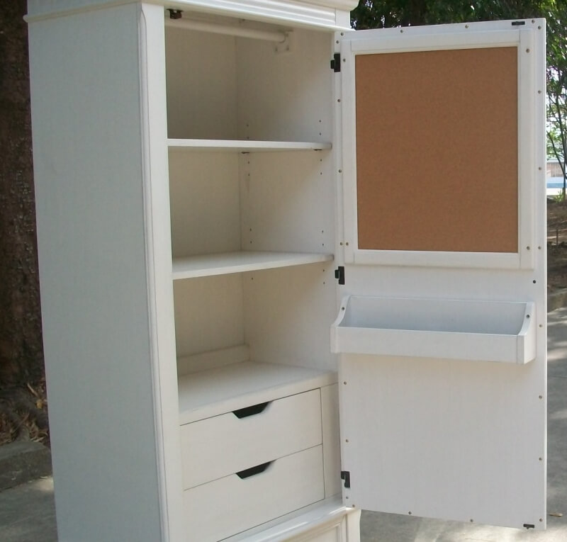 Adriana Collection Armoire Kids Furniture In Los Angeles
