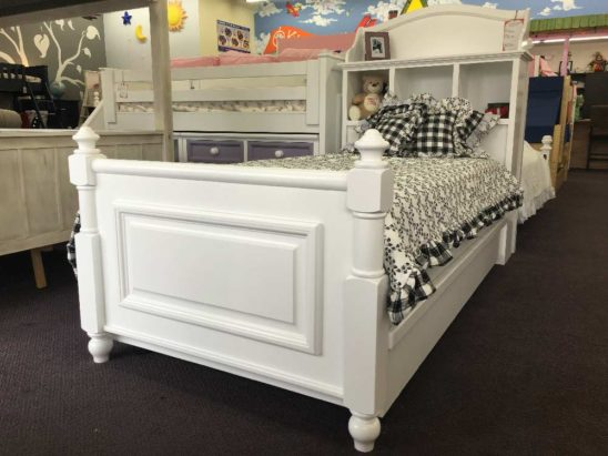 Madison Bookcase Bed