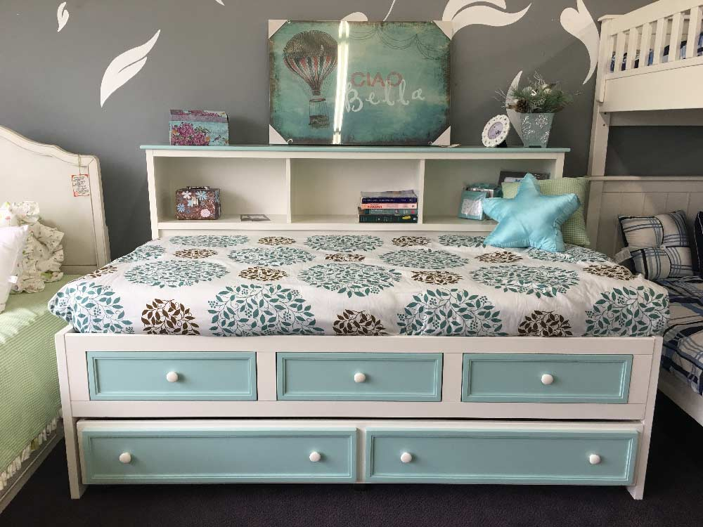 Winchester Lounge Bed W Drawers Kids Furniture In Los