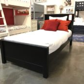 campground low profile twin bed