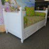kenmare daybed with trundle in white