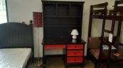 kenmare student desk with hutch