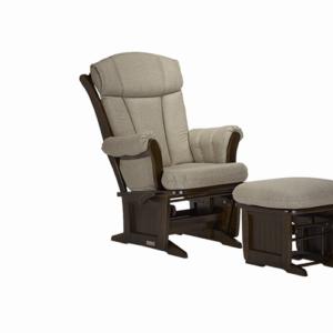 dutailier wood glider 909