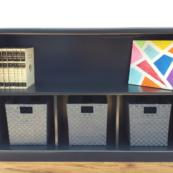 low kids bookcase bookshelf