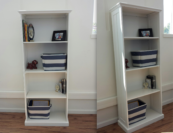 tall kids bookcase bookshelf
