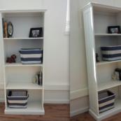 tall kids bookcase bookshelf