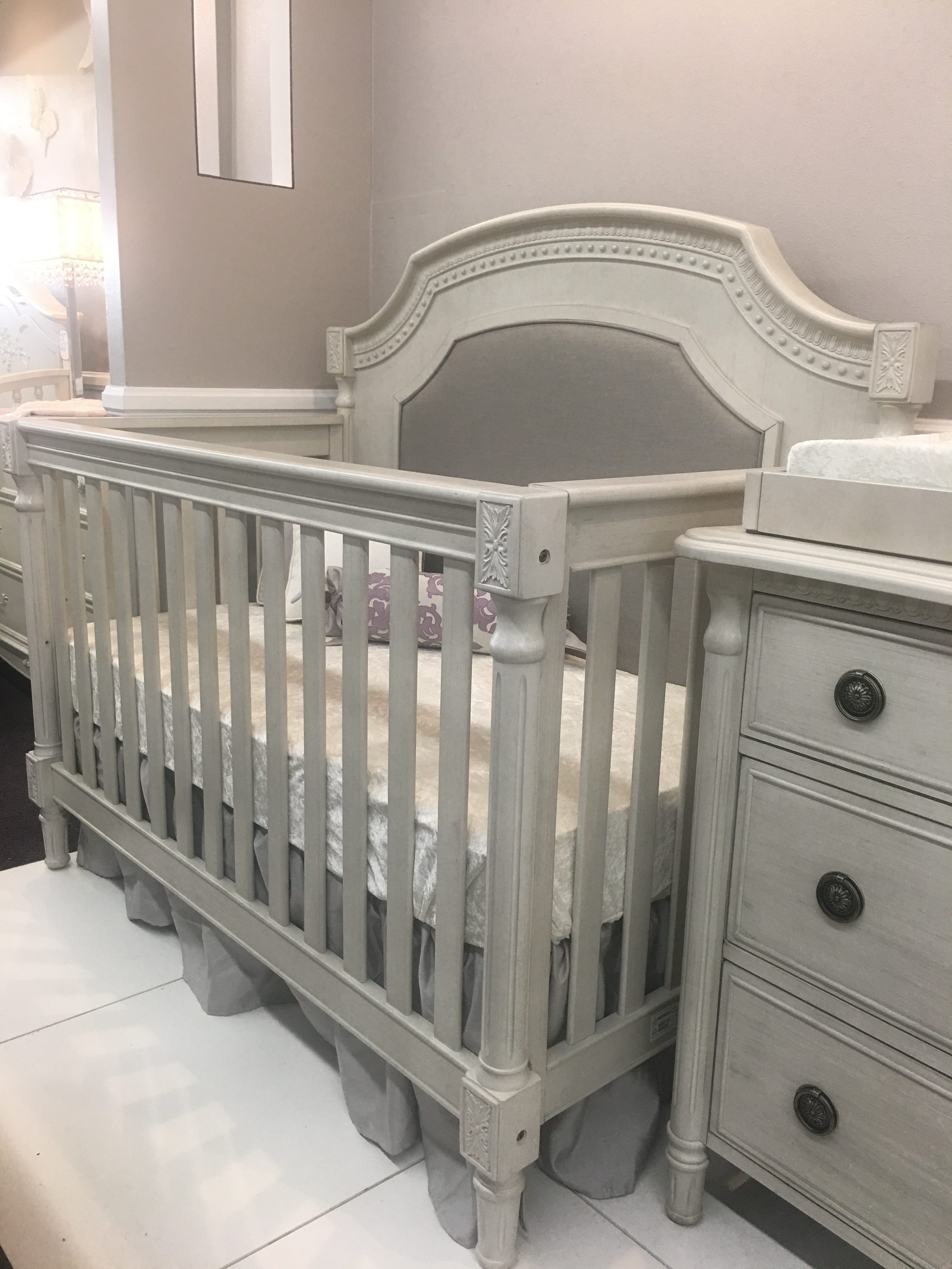 Jameson Convertible Crib Kids Furniture In Los Angeles