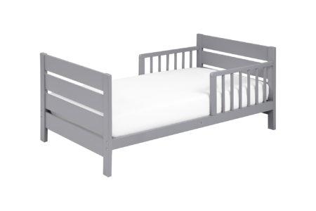 davinci modena toddler bed in grey – Kids Furniture In Los ...