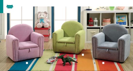 Iness Kids Chair
