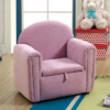 Iness kids chair in purple
