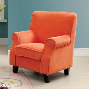 Iveta Kids Chair in Orange
