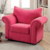 alma kids chair in pink