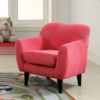 ida kids chair in pink