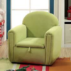 iness kids chair in green